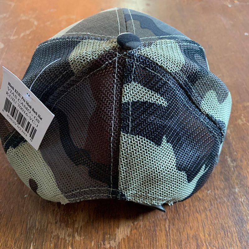 Rack Roidz Kuiu Vias mesh back hat back