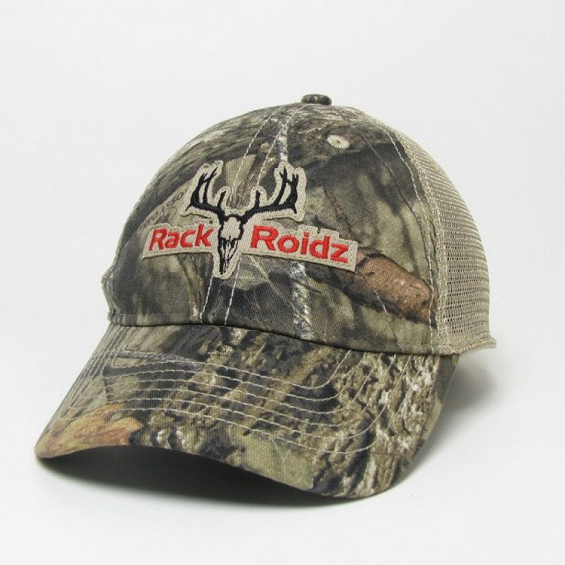 Rack Roidz Legacy BreakUp Country Trucker Hat