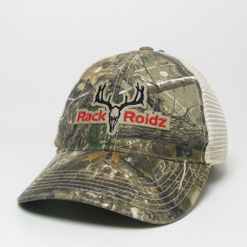 Legacy Rack Roidz Real Tree Edge Trucker Hat